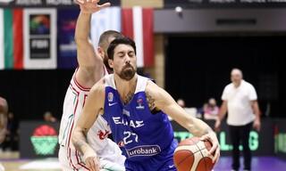 Βουλγαρία-Ελλάδα 78-84: Δύσκολη νίκη στην παράταση