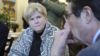 Στην Κύπρο η ειδική απεσταλμένη του γγ του ΟΗΕ Τζέιν Χολ Λουτ
