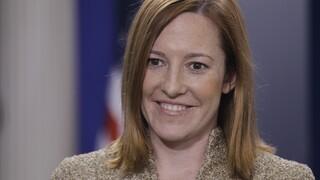 H ομογενής Τζεν Ψάκι η εκλεκτή του Μπάιντεν για τη θέση της νέας εκπροσώπου Τύπου του Λευκού Οίκου