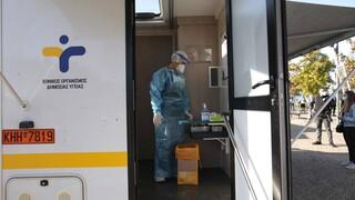 Κορωνοϊός - Τούντας: Ο ιός είναι παντού - Περί τα 100.000 τα ενεργά κρούσματα στην Ελλάδα