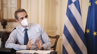 Μητσοτάκης: Εκτιμούμε ότι τα πρώτα εμβόλια θα φτάσουν στην Ελλάδα πριν το τέλος του έτους