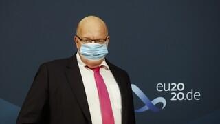 Γερμανός ΥΠΟΙΚ: Η στήριξη επιχειρήσεων λόγω κορωνοϊού δεν μπορεί να συνεχιστεί επ' αόριστον