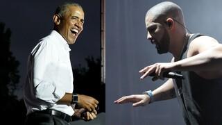O Drake θέλει να υποδυθεί σε ταινία τον Μπαράκ Ομπάμα