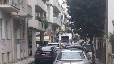 Συναγερμός στο Βόλο: Εντοπίστηκε χειροβομβίδα σε απορριμματόφορο