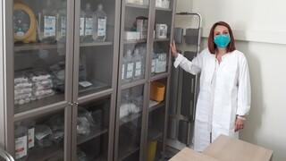 Ιατρικός εξοπλισμός και φάρμακα από την ΠΕΦ για τους άπορους και άστεγους του Δήμου Αθηναίων