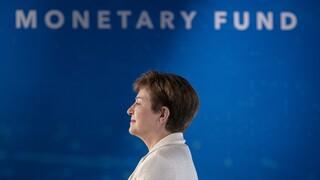 Γκεοργκίεβα: Να παραμείνει υποστηρικτική η δημοσιονομική και νομισματική πολιτική στην ευρωζώνη