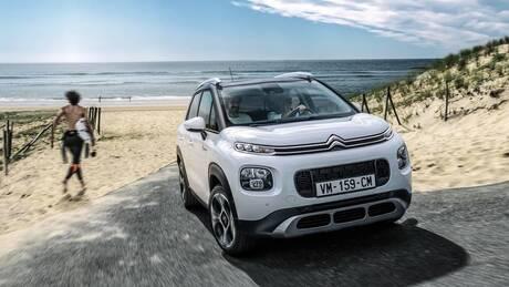 Citroën C3 Aircross,C5 Aircross & C5 Aircross Plug-in Hybrid:μια κορυφαία γκάμα SUV για άνεση & στυλ