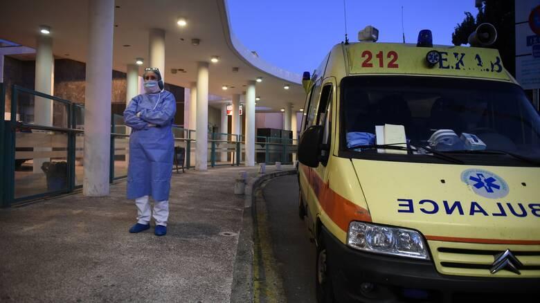 Κορωνοϊός: Παραμένει η πίεση στο ΕΣΥ με 600 διασωληνωμένους - 85 θάνατοι, 1.044 κρούσματα σήμερα