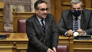 ΣΥΡΙΖΑ κατά Κοντοζαμάνη για την «επιτυχή διαχείριση της πανδημίας»