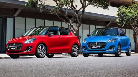 To υβριδικό Suzuki Swift είναι πρακτικό, φιλικό προς το περιβάλλον, οικονομικό και σπορτίφ