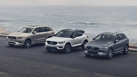 Τα Volvo Recharge συνδυάζουν πολυτέλεια, οδηγικές συγκινήσεις και οικονομία