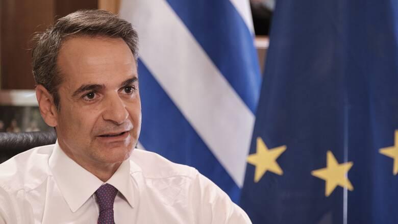 Ικανοποίηση Μητσοτάκη για την έγκριση της δόσης των 767 εκατ. ευρώ από το Eurogroup