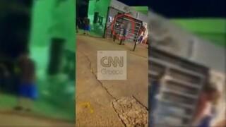 Βίντεο - ντοκουμέντο από τη σπείρα ναρκωτικών στην Γκράβα - Έστελναν SMS στο 13033
