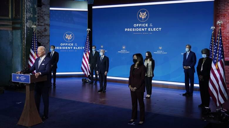 Τζο Μπάιντεν: Όλες οι κυρίες του προέδρου των ΗΠΑ