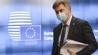 Κορωνοϊός: Θετικός στον Covid 19 ο πρωθυπουργός της Κροατίας