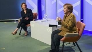 Γερμανία: Για τρίτο κύμα κορωνοϊού μέσα στον χειμώνα προειδοποιεί η Μέρκελ