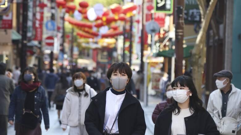 Κορωνοϊός - Ιαπωνία: Στο 3,1% η ανεργία τον Οκτώβριο, το υψηλότερο ποσοστό σε βάθος τριετίας
