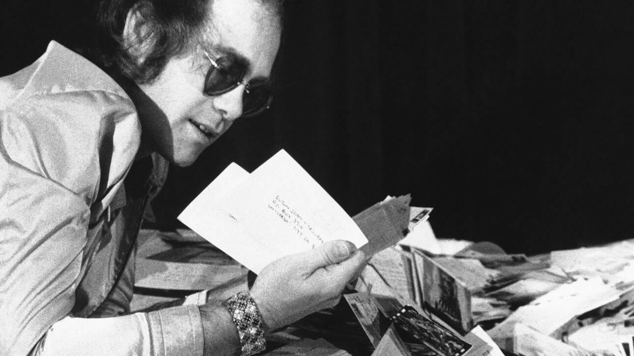 Η εντυπωσιακή συλλογή του Έλτον Τζον: 120.000 CD και 15.000 δίσκοι βινυλίου
