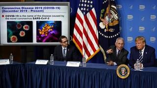 Έκκληση Φάουτσι: «Γίνετε μέρος της λύσης: Εμβολιαστείτε» - Διαφωνίες στις ΗΠΑ για την προτεραιότητα