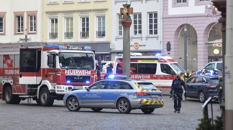Γερμανία: Αυτοκίνητο έπεσε πάνω σε πεζούς - Δύο νεκροί, αρκετοί τραυματίες