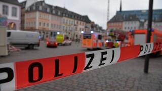 Τρίερ: Σοκαριστικές εικόνες μετά την επίθεση με το όχημα - Η στιγμή της σύλληψης του δράστη