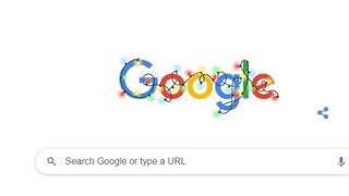 Τo Google Doodle «γιορτάζει» και νοσταλγεί τις διακοπές του Δεκεμβρίου