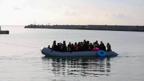 Μυτιλήνη: Έρευνα διάσωσης του Λιμενικού για τον εντοπισμό δύο μεταναστών