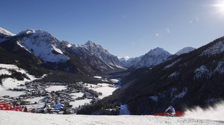 Κορωνοϊός: Η Γαλλία «κλείνει τα σύνορα» για σκι στο εξωτερικό