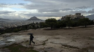 Καιρός: Νέα επιδείνωση από σήμερα με βροχές και καταιγίδες