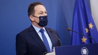 Live - Πέτσας: Παρατείνονται τα περιοριστικά μέτρα μέχρι τις 14 Δεκεμβρίου