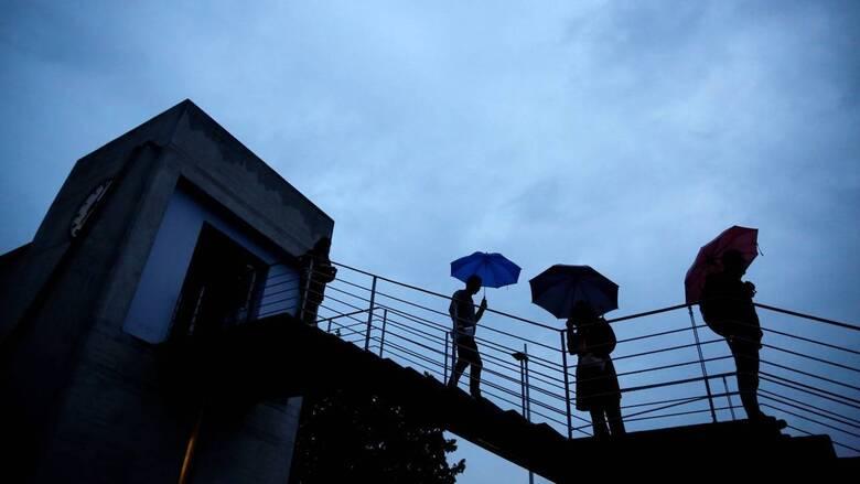 Έκτακτο δελτίο επιδείνωσης καιρού: Καταιγίδες και χαλάζι από σήμερα