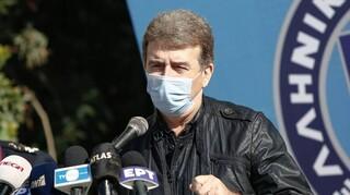 Χρυσοχοΐδης: Πανελλαδικά τα κρούσματα στην αστυνομία ανέρχονται σε 387