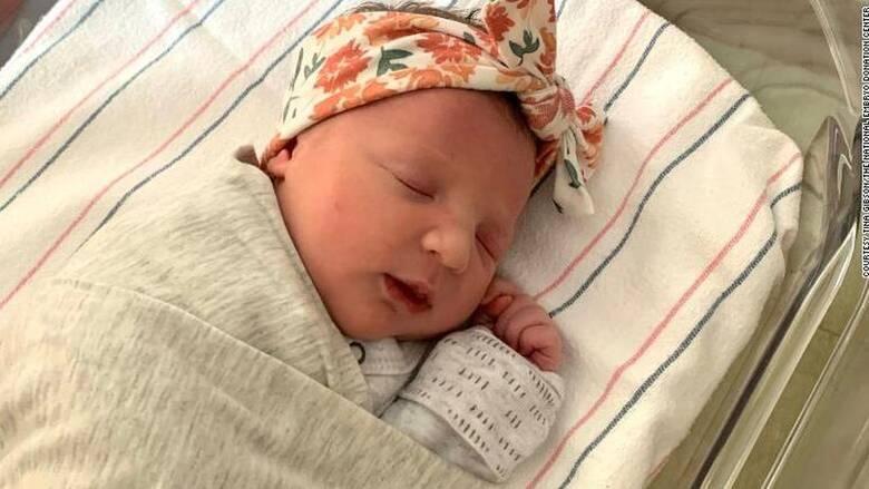 Ηνωμένες Πολιτείες: Γεννήθηκε μωρό... 27 χρονών
