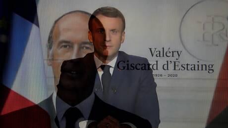 Γαλλία: Ημέρα εθνικού πένθους η επόμενη Τετάρτη στη μνήμη του Βαλερί Ζισκάρ ντ' Εστέν
