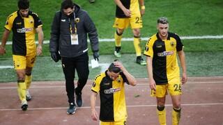 ΑΕΚ - Μπράγκα: Απογοητευτική εμφάνιση από τους «κιτρινόμαυρους» και ήττα με 2-4