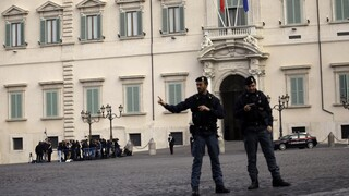 Ιταλία: Μαζική δίκη για εκατοντάδες φερόμενα μέλη της Ντραγκέτα