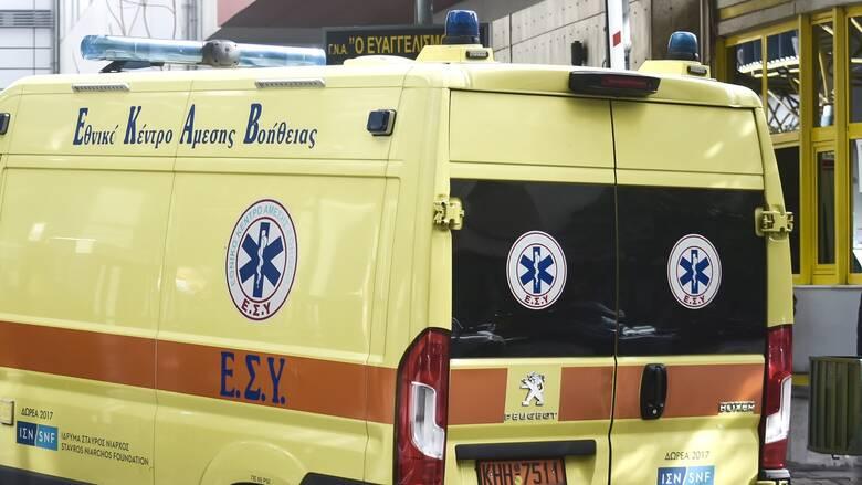 Τραγωδία στη Θεσσαλονίκη: Νεκρός 72χρονος σε τροχαίο