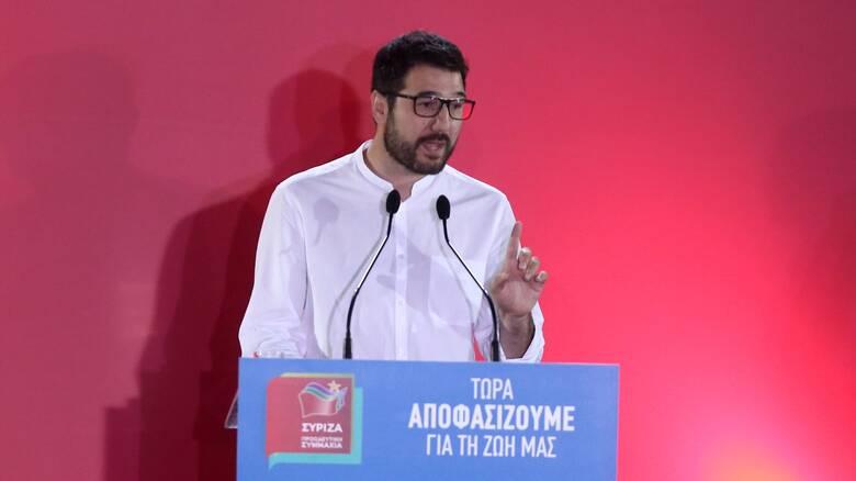 Ηλιόπουλος: Η κυβέρνηση Μητσοτάκη επιδεικνύει αλαζονεία και έλλειψη ενσυναίσθησης