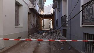 Σεισμός Σάμος: Κατεδαφίζεται το κτήριο που κατέρρευσε και έχασαν τη ζωή τους δύο μαθητές