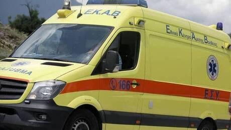 Χανιά: Νεκρός ηλικιωμένος που έπεσε από ταράτσα
