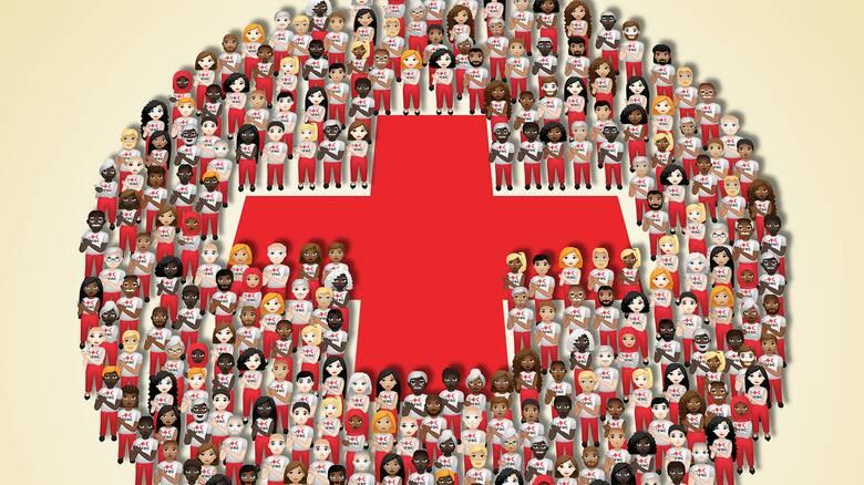 Διεθνής Ημέρα Εθελοντή: Ένα μεγάλο ευχαριστώ σε όλους τους εθελοντές