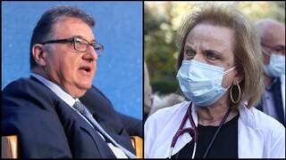 Παγώνη στο CNN Greece: Δεν είναι ώρα να διχάζεται το ιατρικό σώμα