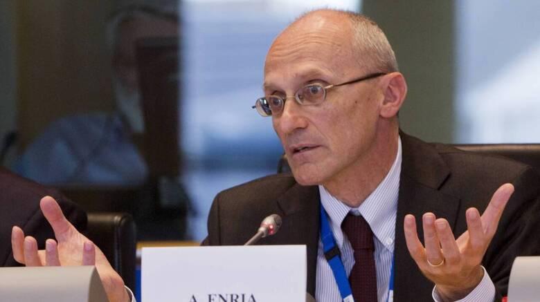 Επιστολή Ενρία στους CEO των ελληνικών τραπεζών για την αποτίμηση των πιστωτικών κινδύνων