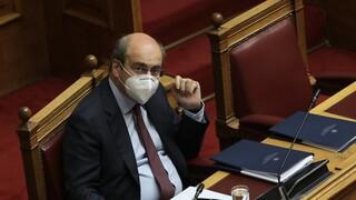 Αντιδράσεις γαλάζιων βουλευτών για την απόρριψη τροπολογιών από την κυβέρνηση
