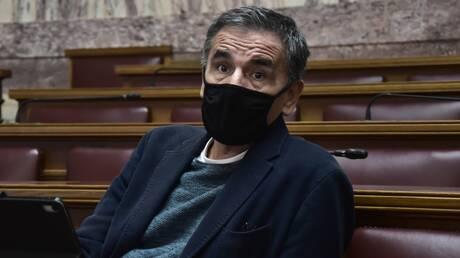 Επίθεση Τσακαλώτου εναντίον Σημίτη - Τον κατηγορεί ότι στηρίζει τη ΝΔ και τις ελίτ