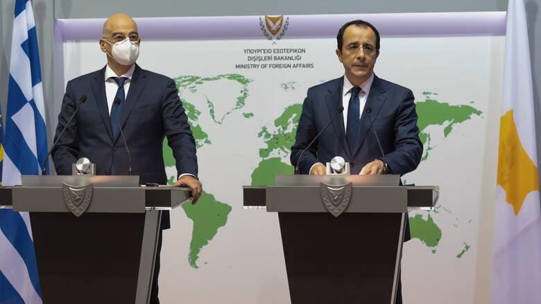Ελλάδα και Κύπρος ζητούν από την ΕΕ να αναλάβει τις ευθύνες της
