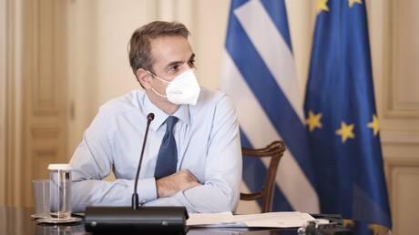 Κορωνοϊός: Τηλεδιάσκεψη υπό τον πρωθυπουργό για το σχέδιο του εμβολιασμού