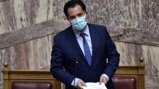 Κορωνοϊός - Γεωργιάδης: Στόχος μας είναι να ανοίξει η αγορά κλιμακωτά