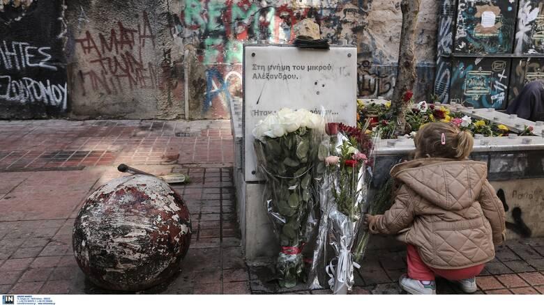 Μηνύματα Βούτση και Σκουρλέτη για την επέτειο της δολοφονίας Γρηγορόπουλου