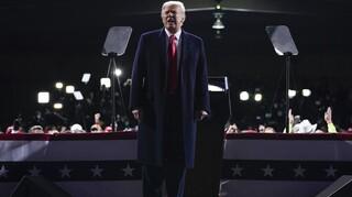 ΗΠΑ: Επιμένει ο Τραμπ ότι θα κερδίσει τις εκλογές